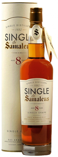 Samalens Bas-Armagnac Single 8 Year 750ml